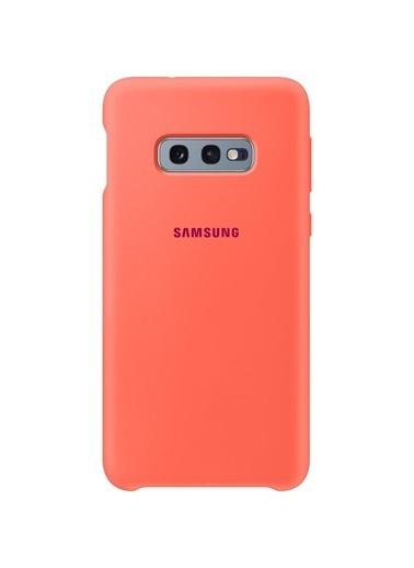 Samsung Samsung Galaxy S10E Uyumlu Orjinal Silikon Telefon Kılıfı Renkli